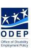 Office of Disability Employment Policy (ODEP)